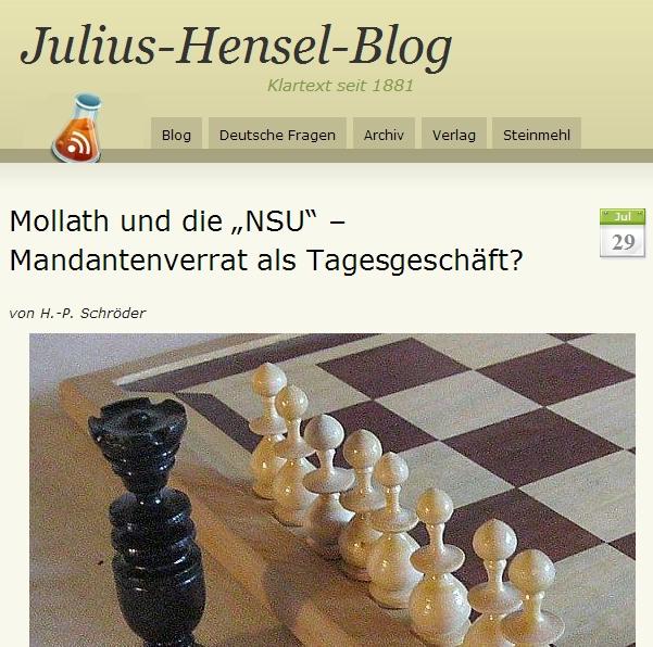hensel-blog mandanten