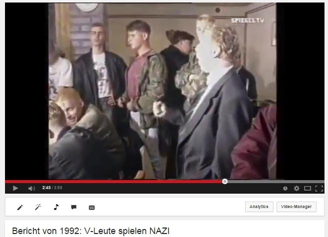 V mann thomas dienel auch unsere politik mit gewalt zu for Spiegel tv gestern video
