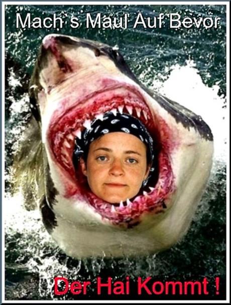 Der-Hai-kommt-a