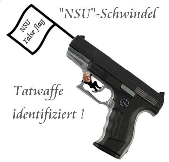 NSU-Tatwaffe-identifiziert