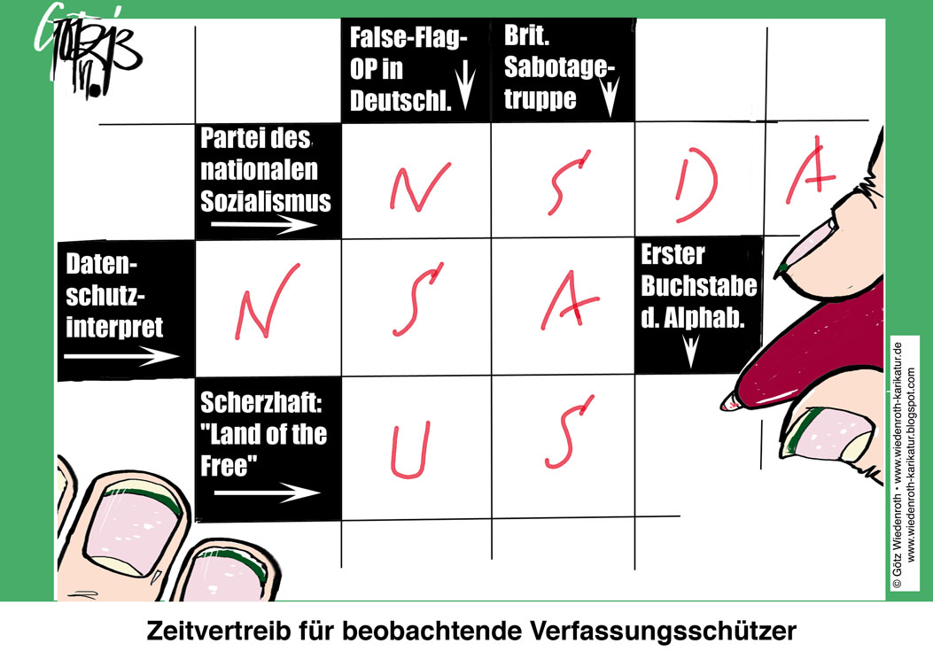 20130626_NSU_NSA_GEheimdienst_Kreuzwortraetsel