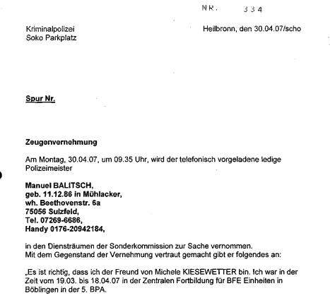 balitsch handynummer 2007