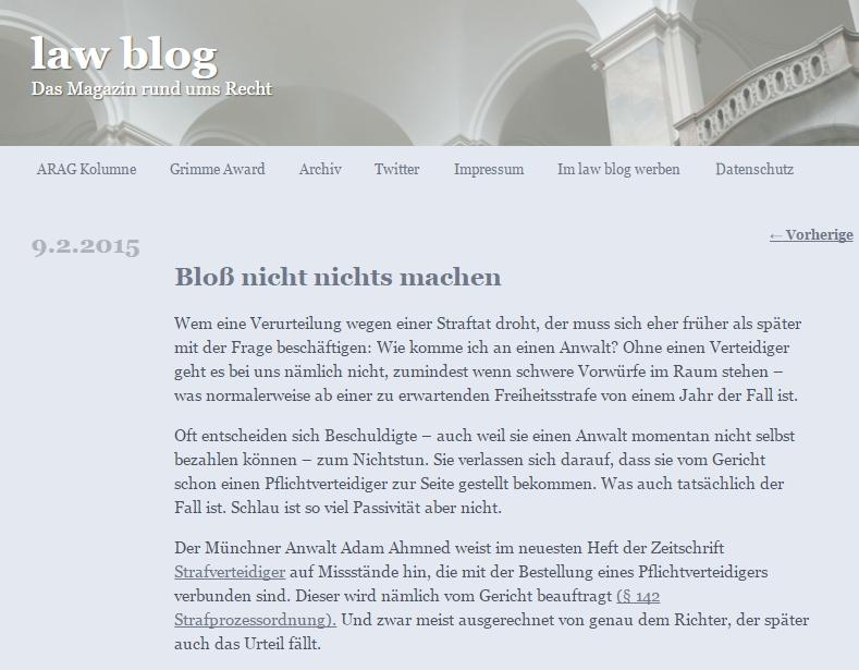 lawblog