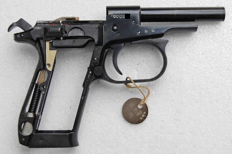 Standard Modell, Kaliber 7.65mm von 1983-2