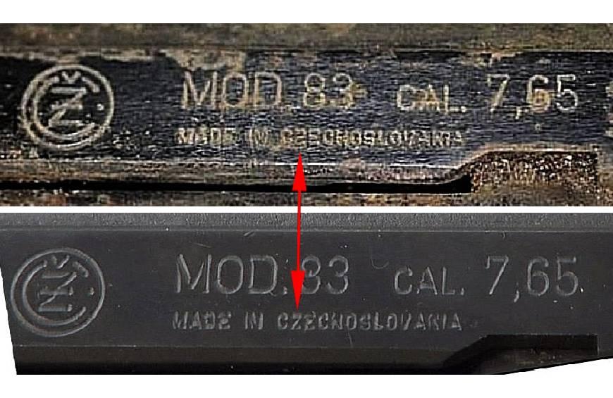 02 NEU Version 2, Spur W0-4 und CH-CZ-83 (ohne Text), 2
