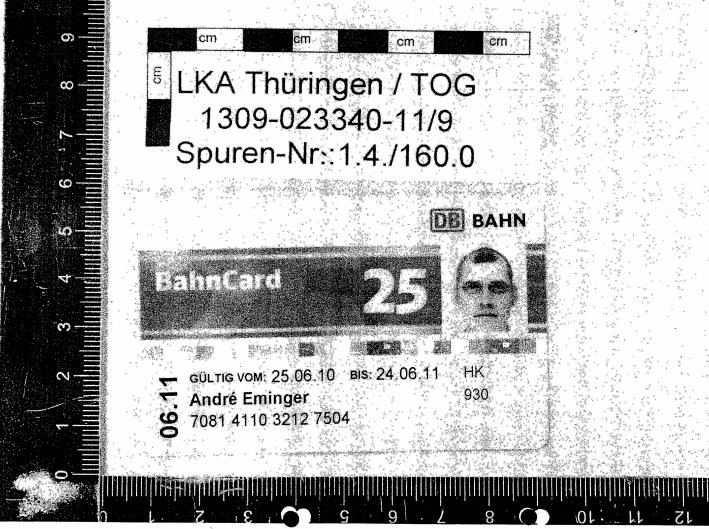 bahncard eminger